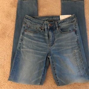 American Eagle Skinny Jeans, size 4, BNWT
